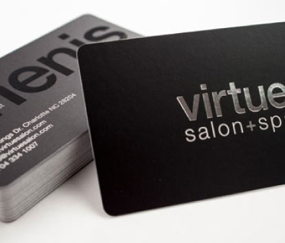 Matt black plastic business cards go matt black plastic business cards colourmoves